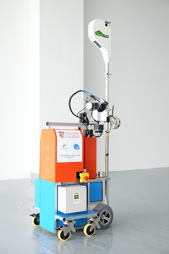 The Quality Inspection and Assessment Robot (QuicaBot)