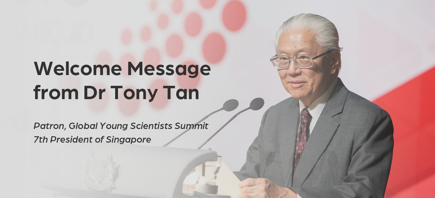 Welcome Message by GYSS Patron