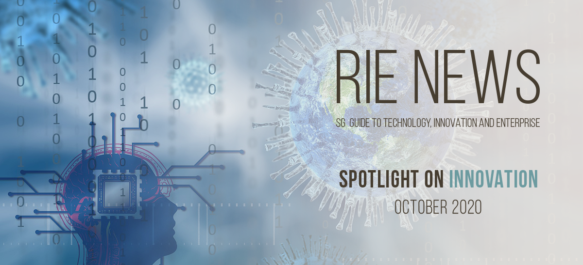 RIE Magazine | October Issue